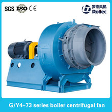 Thermal power plant G/Y4-73 blower fan motor