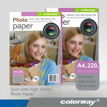 promotion high glossy double a a4 paper for photo album