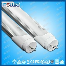 Plug n play integrated led tube t8 t10 t12, built-in driver, high quality integration led tube