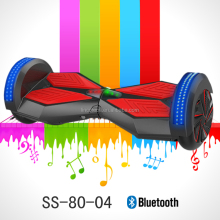 Safe self balancing scooter 2 wheels Explosion-proof Solid Tires Grip self balancing scooter 2 wheels Skywalker Board