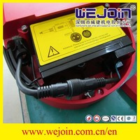 Remote control car parking lot space barriers/locks, energy saving, battery parking lock,
