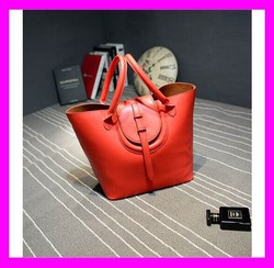 2015 New design fashion elegant handbags pu leather ladies shoulder bags HD1575