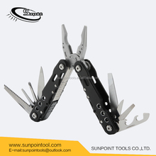 Mirror polished best outdoor Multi types of holding tools pliers Camping multi purpose pliers