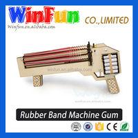 Rubber Band Machine Plastic Bullets Battery Operated Gun Replica Toy Gun