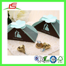 Q1153 Wedding Favor Gift Luxury Fancy Candy Chocolate Packaging Box
