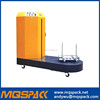 Holder Speed Adjustable Max Diameter LLDPE Film Roll Luggage Wrapping Machine With Scale