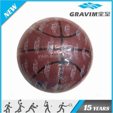 Promotion verious material basketballs