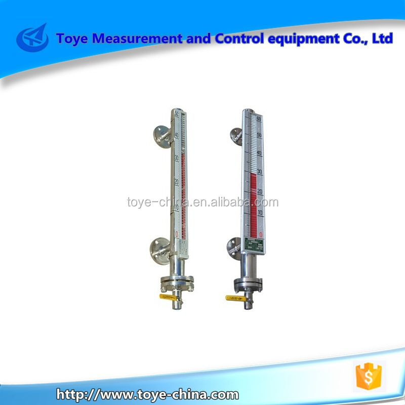 Oil For Measuring Instruments : Well water level measurement installed on the oil tank