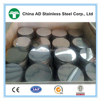 price quality 201 Stainless Steel Circle exporter for direct sales