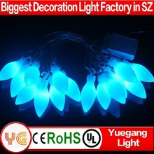 2016 newest outdoor twinkle christmas rice lights christmas string lights led bubble lights