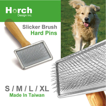 Kits Tools Professional Soft Flex Slicker Brushes for Dogs Grooming