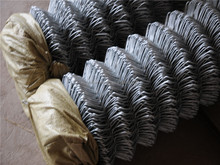 china manufacture stainless steel chain link fence