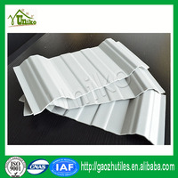tough wear-resistant triple layer corrugated 4x8 pvc foam sheet for roofing