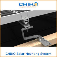 Roof hook of solar panel