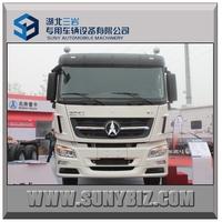 high quality northbenze hotsale 6x4 concret mixer truck for sale concret transportation white 15000L