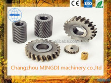 High quality durable brass cylindrical small metal spur gear
