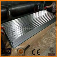 HDGL HDGI corrugate steel roofing plate
