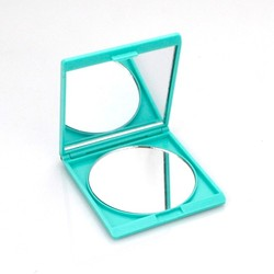 square shaped double sides cheap trade co., ltd. plastic mirror
