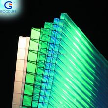 PC blue plastic sheet for civil project