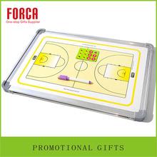 High quality Basketball tactics board magnetic Aluminum tactic board
