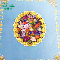 wreath for Italy distribution indian cotton mattress fabric made in Hangzhou