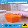 2015 new design orange wood top coffee table CT003 2015 hot sale coffee table