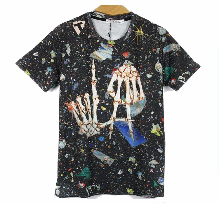 sublimation t shirt (147