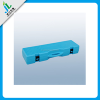 wholesale China manufacturer custom plastic storage trunk case with handle