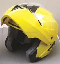 dot ece certification full face flip up helmet