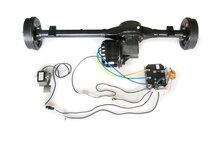 Electric golf car, electric golf buggy, electric golf car convertion kit