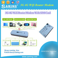 3G 4G Wifi Router With SIM Card/3G 4G USB modem/3G 4G USB flash drive router for Win 8/7/vista/XP, Mac OS Android, iOS,Win Phone