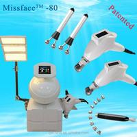 hot sale new skin beauty microcurrent and ultrasonic facial pixel rf dermabrasion salon machine