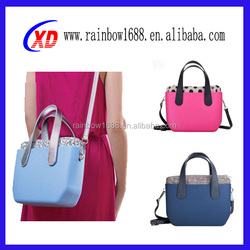 Silicone rubber bag,tom eva bag,italy handbag brands