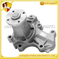 Auto electric motor 2hp water pump for mitsubishi 4g15 OEM MD323372 MD365087