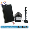 Fountain Pump Using Solar Power with Battery Backup (P021A)