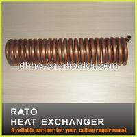 Copper spiral tube(copper coil tube)