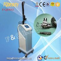Clinic/Hospital Medical Fractional CO2 Laser Wrinkle/Age Spot/Striae Gravidarum/Stretch Mark Removal Beauty Machine FQD02