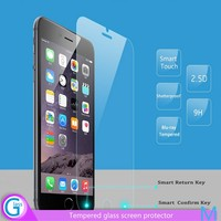 Mobile Phone Touch Smart Tempered Glass Protector for iPhone 6