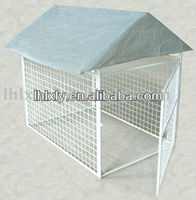 metal large steel pet dog house dog cage pet house wholesale cages for sale