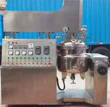 30L Thoroughly mixing and cleaning industrial homogenizer mixer, emulsion machine