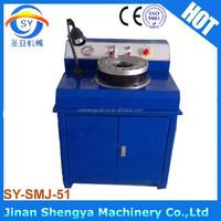 Manufacturer new style hydraulic nut crimping machine