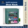 FH-FC6005 Easy to use fabric nonwoven expandable shoe rack cabinet
