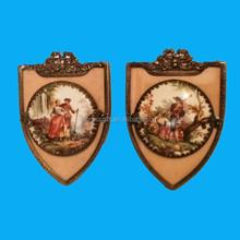 Cusomized decorativo medallones cerámicos venta