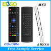 Top b2go mx3 2.4GHZ android tv box remote control wireless mouse in china