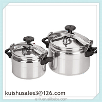 Good cooking commercial pressure cooker with FDA