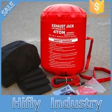 NJW-014 Ton NEW ARRIVAL Exhaust Air Jack car bag Inflatable car air jack ( CE certificate )