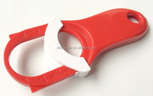 New plastic spaghetti measurer /spaghetti measurering tool
