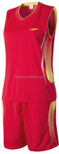Youth Woman Basketball Uniforms Gym clothing