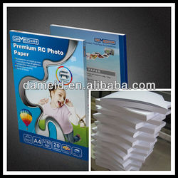 Inkjet Photo Paper Factory/Glossy Photo Paper/Matte Inkjet Paper