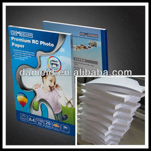 Inkjet Photo Paper Factory/Glossy Photo Paper/Matte Inkjet Paper